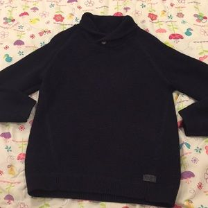 GUC Zara boys collection knit sweater, size 8